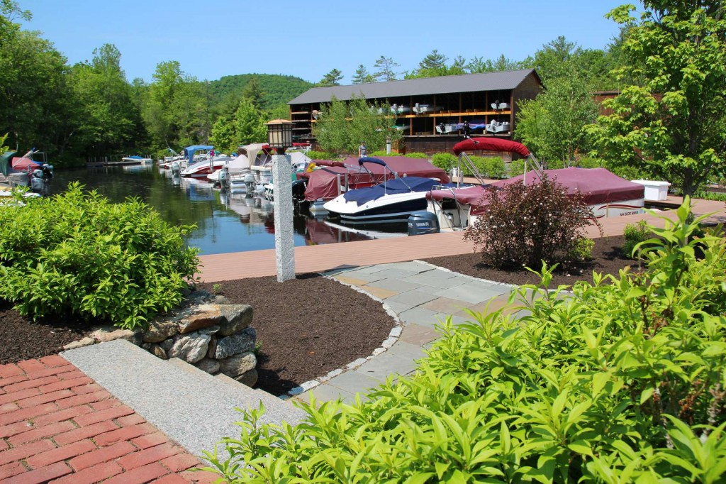 riveredge marina grounds